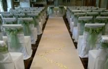 stanley-house-vintage-green-organza-civil-ceremony