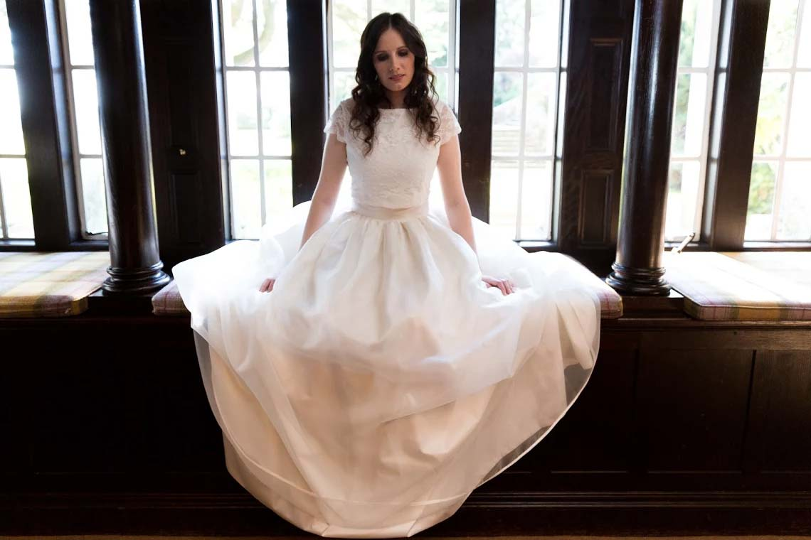 452306fe8d4 At Rebecca Juliet Bridal we specialise in bespoke wedding dresses carefully  made to measure using only beautiful pure silks and lace.
