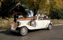 Ivory Beauford Convertible
