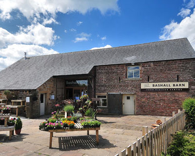 Special Wedding Places - Bashall Barn