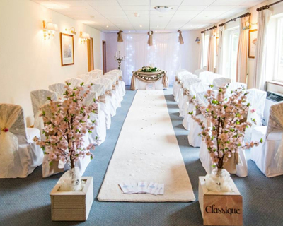 Special Wedding Places - Foxfields Country Hotel